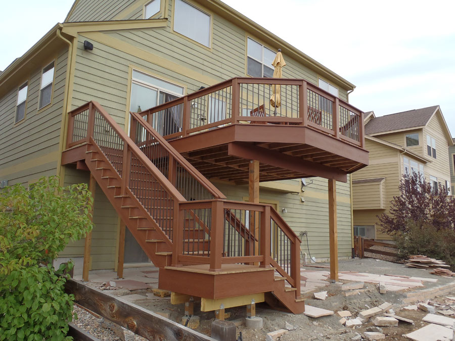 2nd Story Deck 2