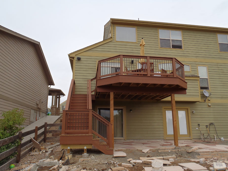 2nd Story Deck 6