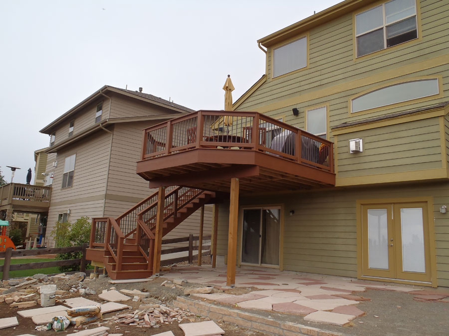 2nd Story Deck 1
