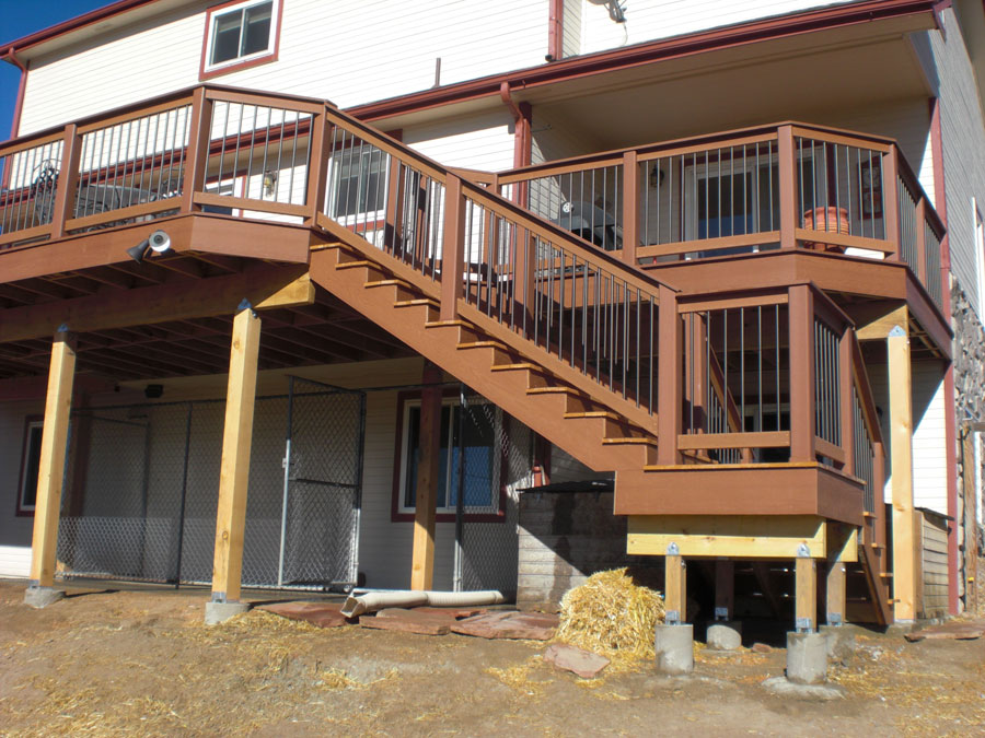 Multilevel Deck 6