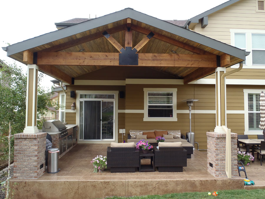 Patio covers for Patio cover design plans